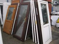 Second Hand UPVC Doors For Sale! (Front & Back) Good Condition Ready To Be Fitted! **Start From £120