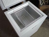 cute freezer, compact, top opening, little used