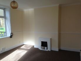 Large first floor 1 bedroom flat, large double aspect lounge separate kitchen and bathroom