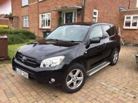 2007 Toyota Rav 4 XT5 great condition. High spec