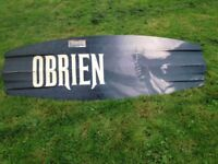 OBrien wakeboard: 138. Valhalla. BAG + BINDINGS INC. make me an offer!
