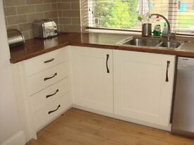 John Lewis Country Style Shaker Kitchen for sale (£600ono)