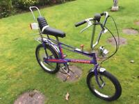 Raleigh chopper needed any cond urgent !
