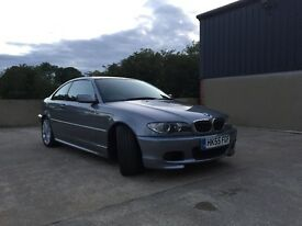 BMW e46 320cd coupe m sport