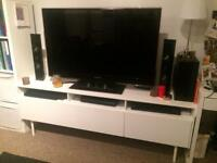 Ikea Besta TV cabinet (perfect condition)