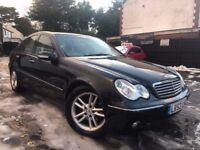Mercedes-Benz C Class 1.8 C200 Kompressor Automatic 2 Owners 12 Months MOT Cream Leather Seats