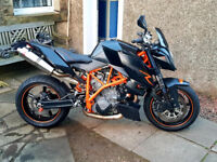 Fully Loaded 2008 KTM Superduke 990 R - Low Mileage\FSH
