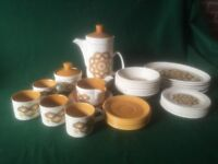 Royal Worcester Palissy Kalabar 1970s Pottery - All for £50 Or Choose Pieces