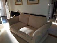 2 x Sofas - 2 seater and 3 seater Sofa Bed