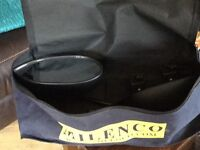 Milenco towing mirrors, pair with bag