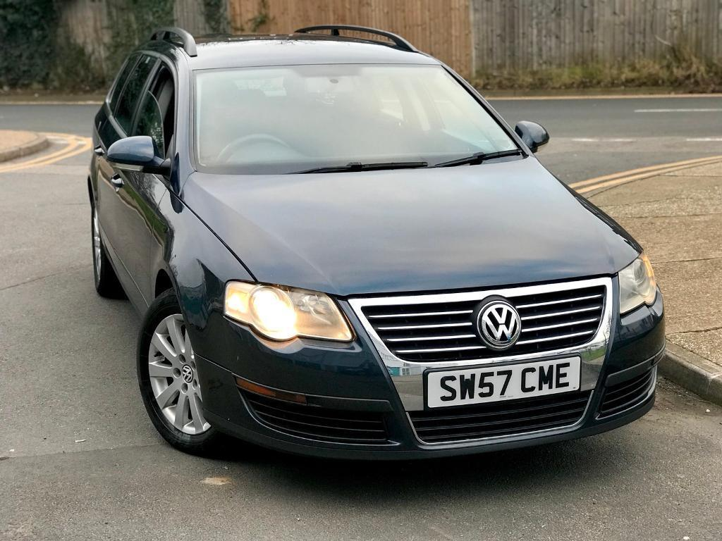 Volkswagen Passat S 1.9 Tdi ,, Drives Fantastic ,, 1 Year MOT ,, Px ( Bmw Mercedes Audi Ford )