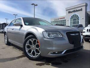 2017 Chrysler 300 C Platinum 3.6L V-6 cyl AWD