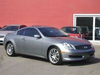 2006 Infiniti G35 COUPE / SPORT-PKG / LEATHER / SUNROOF / MUST S