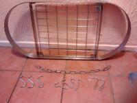 Hanging pot rack, Jean Patrique Professional