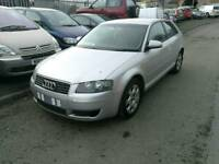 Audi A3 special edition swaps