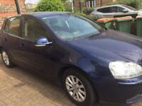GOLFMATCH FSI 115,BLUE,1598CC,PETROL,5 DOOR