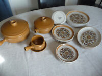 19 piece Canterbury Langley Tableware set by Denby