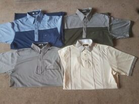 Farah classic retro te-shirts in excellent condition.