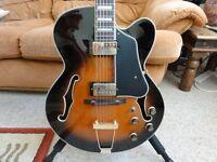 Ibanez AFJ95 VSB Semi Acoustic Guitar