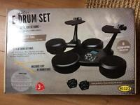E Drum Kit - Great for learners. Brand New