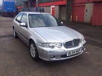 Rover 45 1.4 Impression S 5dr (Silver) 2004