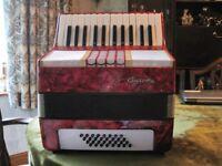 Galotta Piano Accordion.
