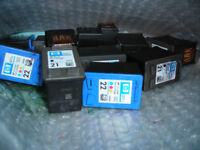 11 empty printer cartridges HP 21 and 22. Offers. Can post out