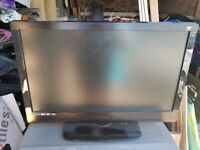 Technika 23'' LCD HD TV with Freeview and DVD