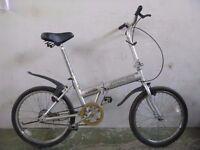 Folding bike 2834A