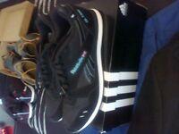 brand new mens reebok GL trainers size 12