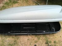 Large roof box from halfords