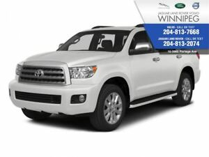2015 Toyota Sequoia Limited *LOCAL ONE OWNER TRADE* *8 PASSENGER