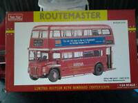 Sun star routemaster 1.24 scale diecast model