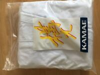 New Karate GI unused in bag - Kamae 180 cm