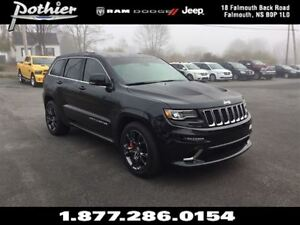 2015 Jeep Grand Cherokee SRT 4x4 | LEATHER | HEATED MIRRORS | BL