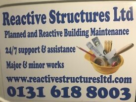 For all your plumbing ,Drainage and building repairs Edinburgh and Fife