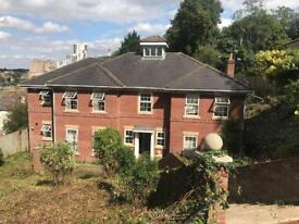 Large Private House in own Grounds Ipswich