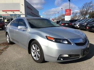 2012 Acura TL LEATHER | SUNROOF | ONE OWNER | ALLOYS