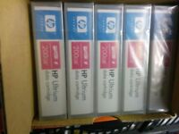 HP Ultrium Data Cartridge 200GB 5 Pack C7971A