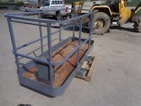 TRACTOR /FORKLIFT WORK CAGE