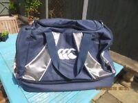 CANTERBURY WEEKEND BAG OR SPORTS BAG