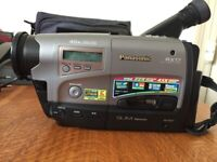 Panasonic NV-RX17EG/E Video Camera Complete with Carrying Bag
