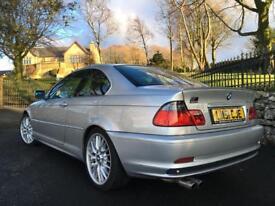2001 BMW 325ci Automatic