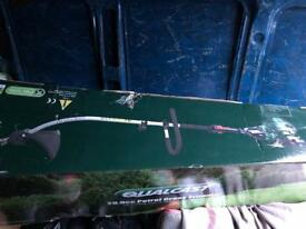 Qualcast petrol strimmer brand new