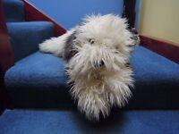 Old English Sheepdog Soft Toy