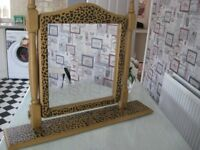 LARGE FREESTANDING MIRROR