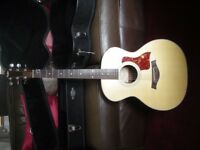 Taylor 214 guitar with Taylor case