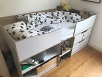 Single bed for a child