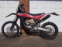 2011 Husqvarna TE511 Road Legal Enduro Bike
