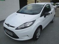 2009 ford fiesta diesel new model uk van £3000no vat belfast derry vans-4-you.co.u k